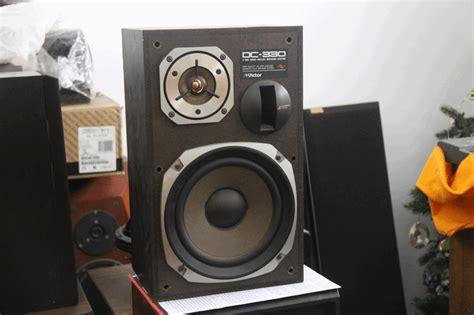 Harga Efek Gitar Dc Audio 8 audio2nd victor dc 330 bookelf speaker sold