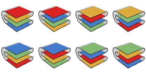 Paper Folding Problem - map folding