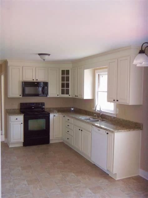 traditional l shaped island kitchen design ideas remodels l shaped kitchen remodel traditional richmond by the