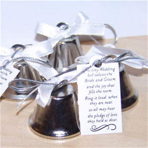 Wedding Favors Bells by Wedding Bells Quotes Like Success
