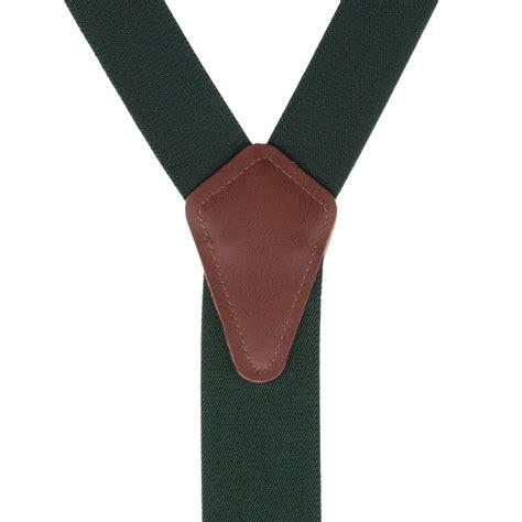 green perry belt clip suspenders 1 5 inch wide