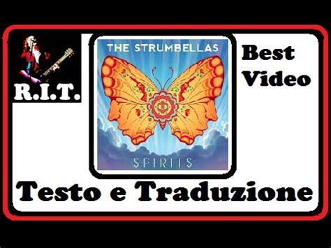 thunderstruck testo traduzione spirit the strumbellas con testo e traduzione