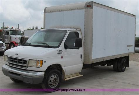small engine repair training 2004 ford e series electronic valve timing 1999 ford econoline e450 box truck no reserve auction on thursday june 13 2013