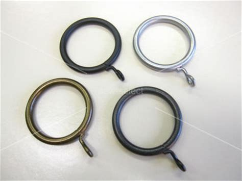 large metal curtain rings 10 cameron fuller wrought iron curtain pole rings large