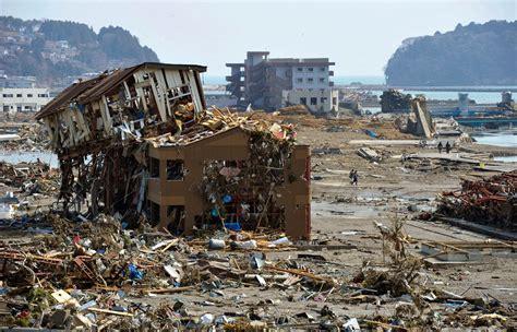 earthquake tsunami japan earthquake aftermath the atlantic