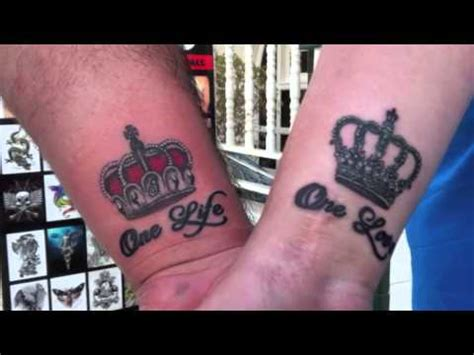 one life one love tattoo one one gran canaria