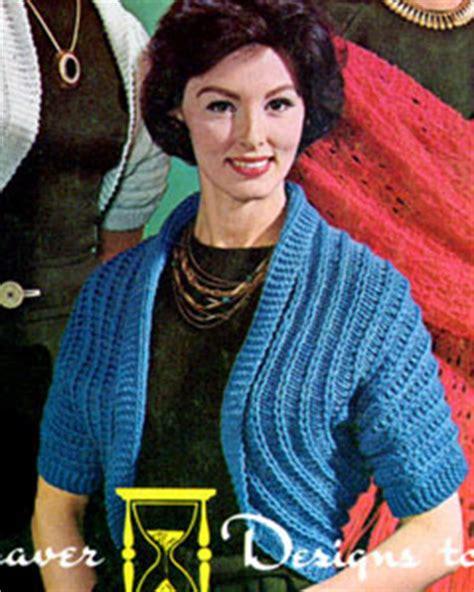 simple bolero knitting pattern simple shrug pattern knitting patterns