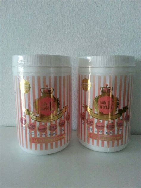 Collagen K Colly simply k colly sweet 17 collagen