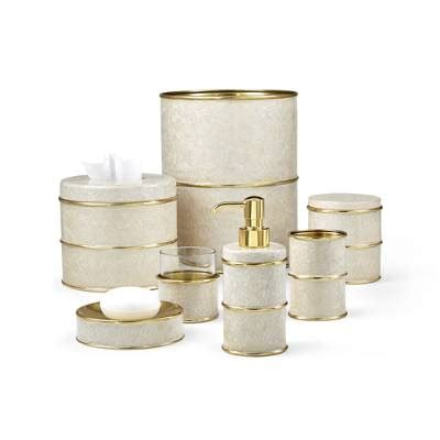 Ivory Bathroom Accessories labrazel fiona ivory bathroom accessories frontgate