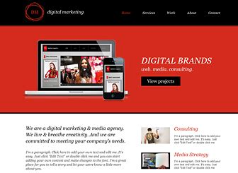 Top 20 Consulting Coaching Website Templates And Wordpress Themes Marketing Consultant Website Template