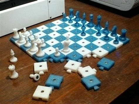 Diy Chess Sets Micro Chess Set | diy chess sets micro chess set