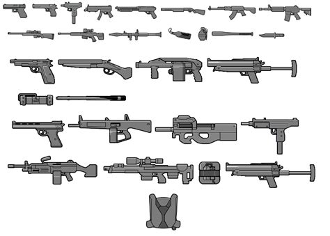 gta 5 all weapons range of weapons gta v gtaforums