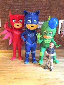 pj masks nyc fire museum national superhero guy