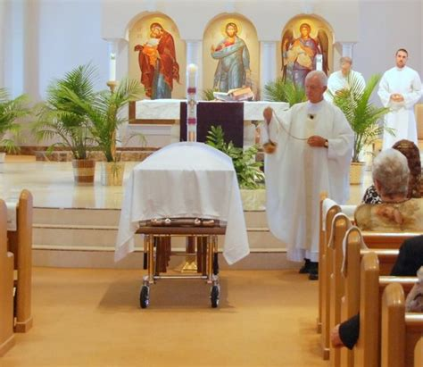 catholic funeral traditions the traditions and customs of catholic funeral mass