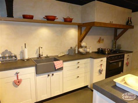 keuken inspiratie kookeiland keuken inspiratie landelijk met kookeiland de lange keukens