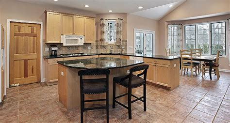 Kitchens With Two Islands by Granite Brackets Hidden Countertop Brackets And