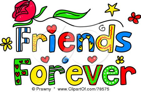 friends forever clipart | clipart panda free clipart images