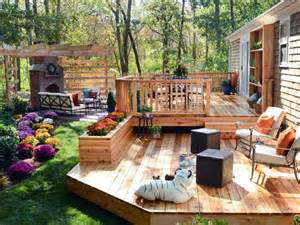 Backyard Deck Ideas 25 Best Ideas About Two Level Deck On Backyard Deck Designs Tiered Deck And Deck