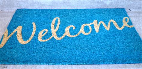 welcome mat welcome mat gift hounds