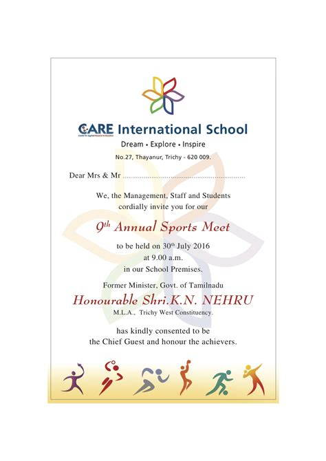 invitation wordings for sports event invitation wordings for sports event images invitation sle and invitation design