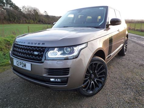 land rover metallic used kaikoura stone metallic land rover range rover for