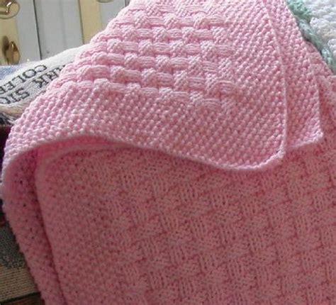 basket weave knit baby blanket pattern basket weave baby blanket knit purl knit
