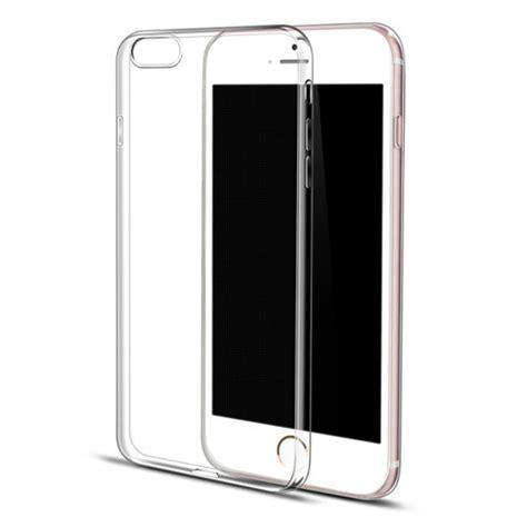 Cafele Ultra Thin For Iphone 6 6s 6plus 6splus 7 7plus iphone 6s 6 plus se ultra thin soft clear back cover transparent
