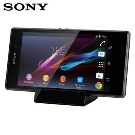 Charger Hp Sony Xperia Z1 sony magnetic charging dock dk31 for sony xperia z1
