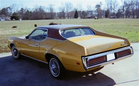 1971 MERCURY COUGAR COUPE   75142