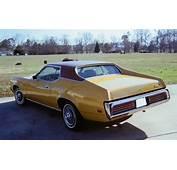 1971 MERCURY COUGAR COUPE  75142
