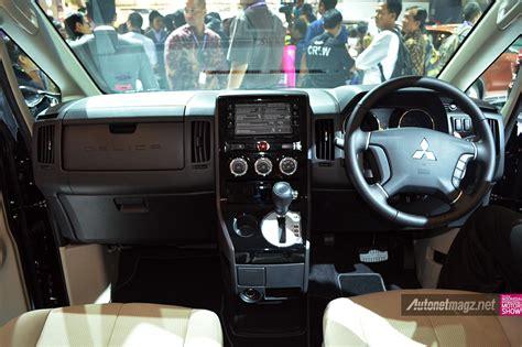 mitsubishi delica interior interior mitsubishi delica indonesia autonetmagz