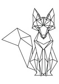 Geometric fox google search desenhos pinterest s 246 k och r 228 var