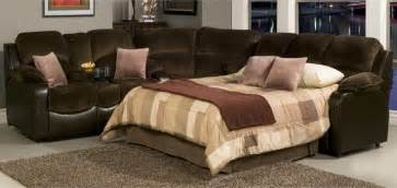 Sectional With Recliner And Bed 1000 Images About Sectionals On