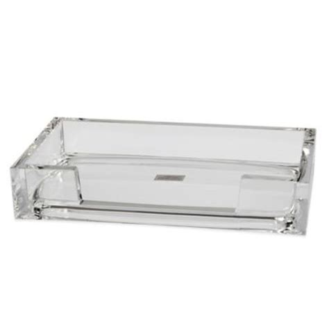 buy acrylic holders from bed bath beyond
