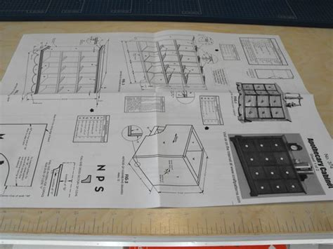 r14 374 apothecary cabinet vintage woodworking plan