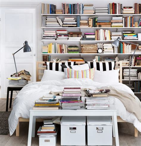 bedroom library modern bedroom interior arrangement as a sleep area and