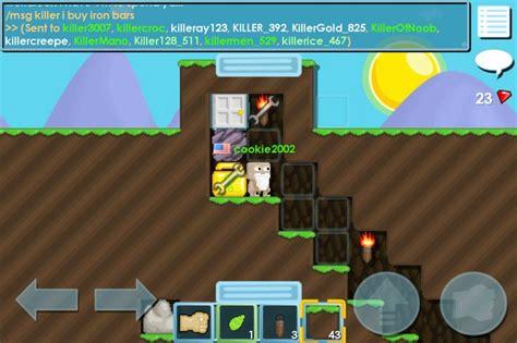 download game growtopia apk mod growtopia hack tool v1 7