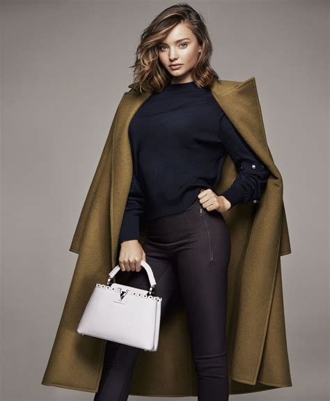 Catwalk To Photo Shoot Cbell In Louis Vuitton On The Cover Of Espana by Miranda Kerr Photoshoot For Louis Vuitton 2017