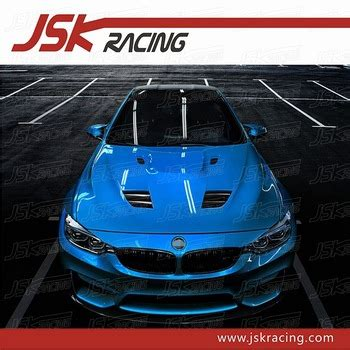 m4 style carbon fiber hood bonnet for bmw 3 seires f30 f35