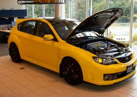 Travis Pastrana's Subaru Impreza WRX STI For Sale on eBay