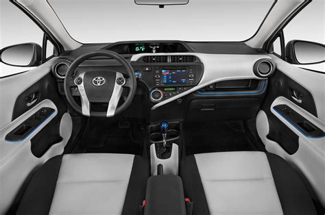 2014 Toyota Prius C One 2014 Toyota Prius C Cockpit Interior Photo Automotive