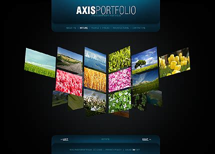 How To Create An Image Hosting Website Photo Gallery Website Template Free