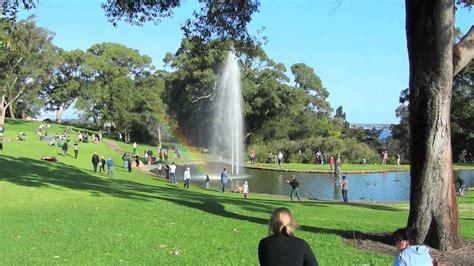 Where To Park At Botanic Garden Park Botanic Garden Perth Western Australia
