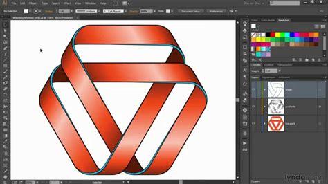 illustrator draw undo illustrator tutorial drawing a m 246 bius strip in
