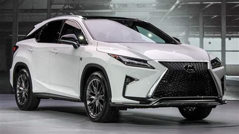 2019 Lexus Rx 350 by 2019 Lexus Rx 350 Redesign Release Date Specs 2019