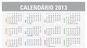 Calendario 2013 Mexico 2013 Menos Feriados E Pontos Facultativos Turismo Em