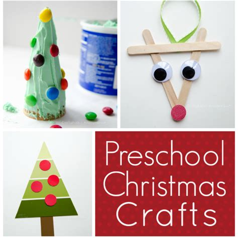 craftaholics anonymous 174 preschool christmas crafts