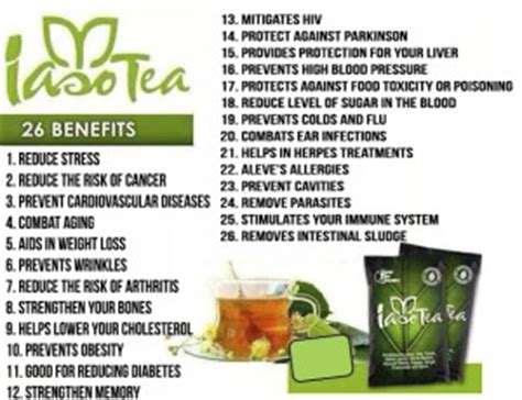 Side Effects Of Iaso Detox Tea by 9 Powerful Herbs That Will Detox Your Entire Iaso