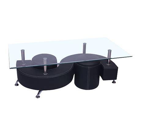 table basse alpha noir tables basses but