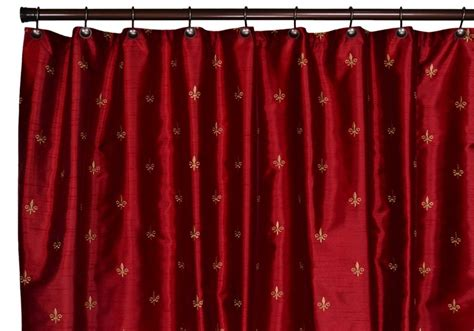 fleur de lis curtains for kitchen fleur de lis on